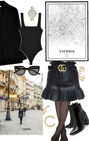 ALL BLACK VIENNA