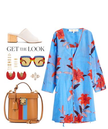 SUMMER 2018: Desert Kimono