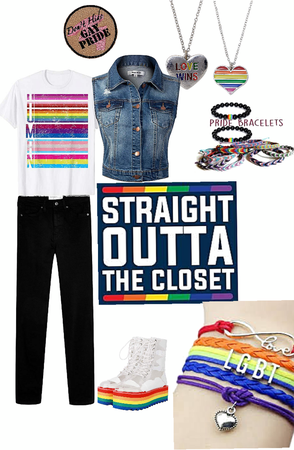 Straight Outta the Closet