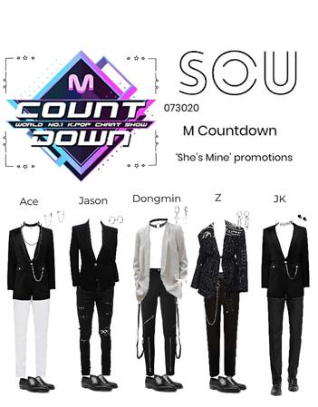 M Countdown- She's Mine