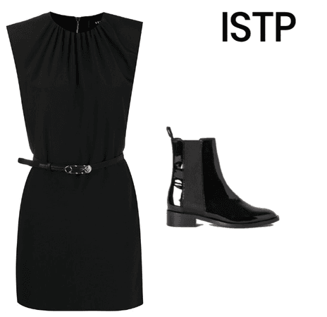 ISTP casual dress