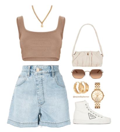 Classy Modern Street Wear Look
