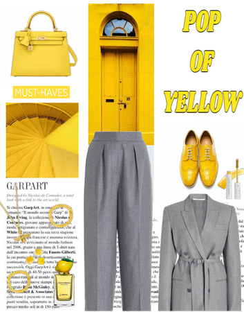 YELLOW ACCENT