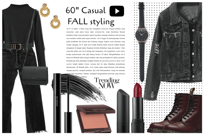 60'' casual styling