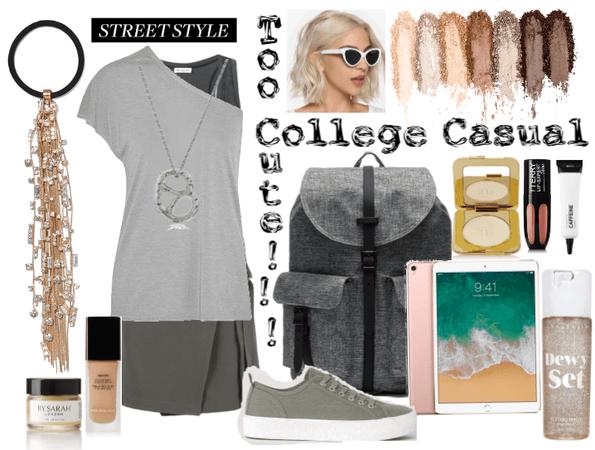 Cute College