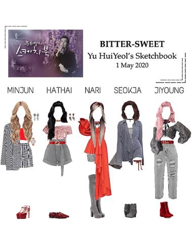 BITTER-SWEET [비터스윗] Yu HuiYeol's Sketchbook 200501