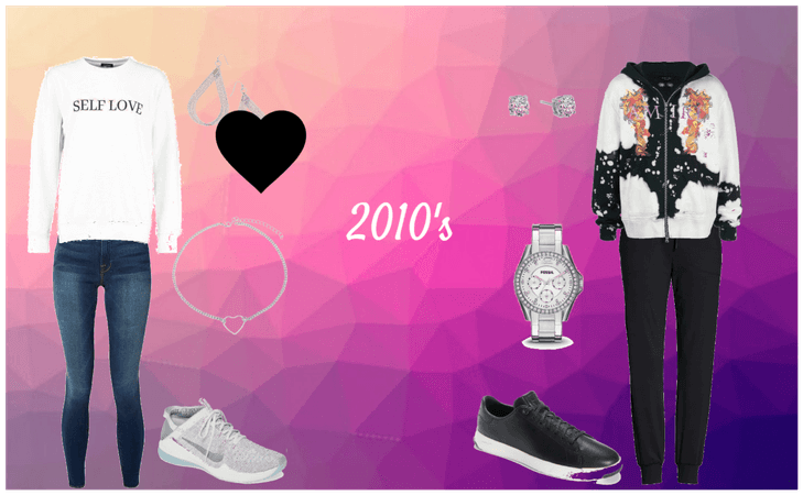 2010's Men and Women Outfits