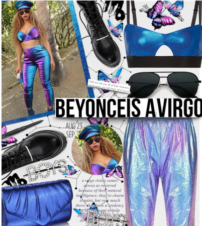 Beyonce Is Your Iconic Virgo