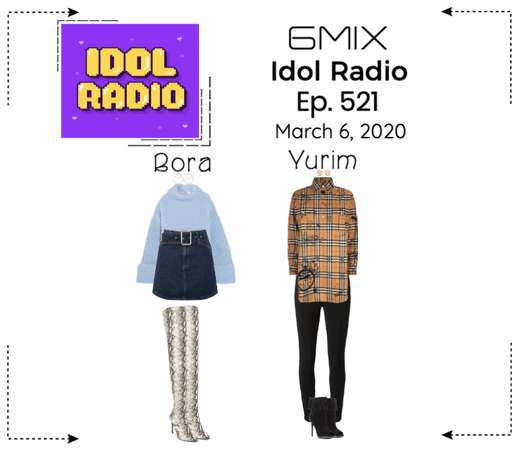 《6mix》Idol Radio