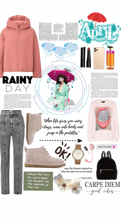 Rainy Day : April Showers