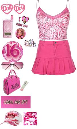 Pretty in Pink (Y2K Fashion)