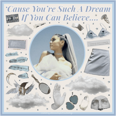 Moodboard Series: Baby You're Such A Dream To Me - Contest