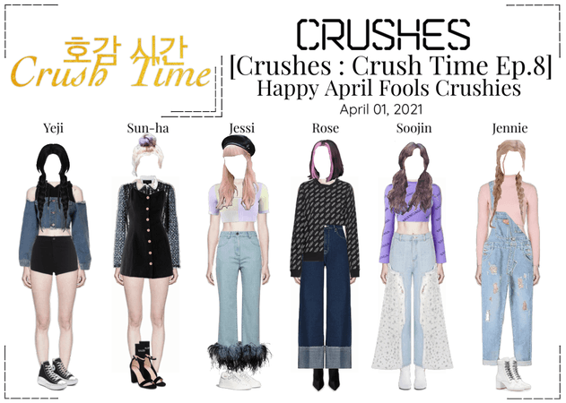 Crushes (호감) [Crush Time : Ep. 8]