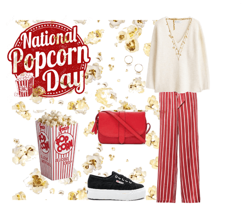 National Popcorn Day