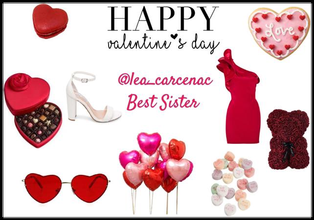 Happy Valentine's Day @lea_carcenac