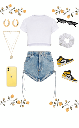 summer out fit