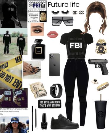 Future life - FBI Agent