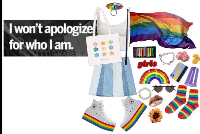 🏳️🌈 i won't apologize for who i am