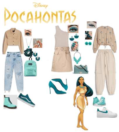 Modern Day Pocahontas