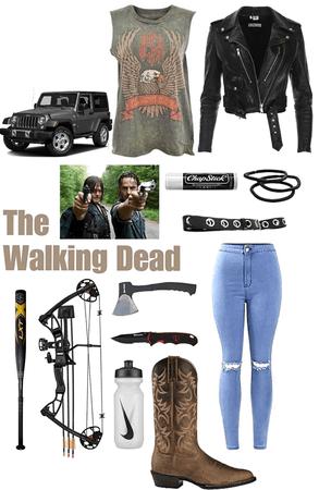 (Fandoms) The Walking Dead