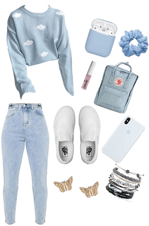 Cozy outfit 💙