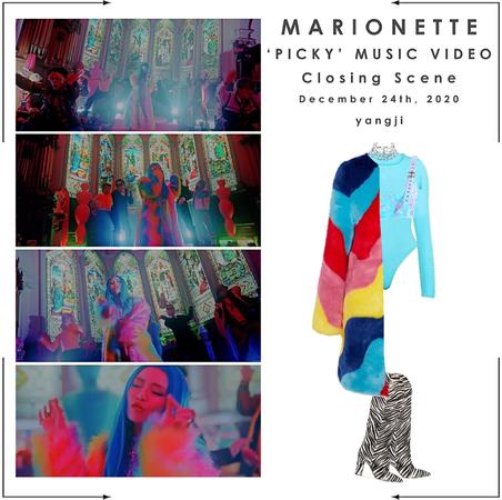 마리오네트 (𝗠𝗔𝗥𝗜𝗢𝗡𝗘𝗧𝗧𝗘) - 'PICKY' Music Video