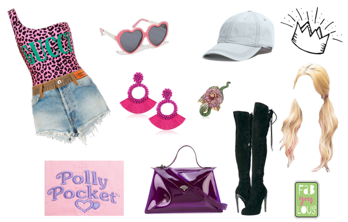 Polly Pocket - cute costumes