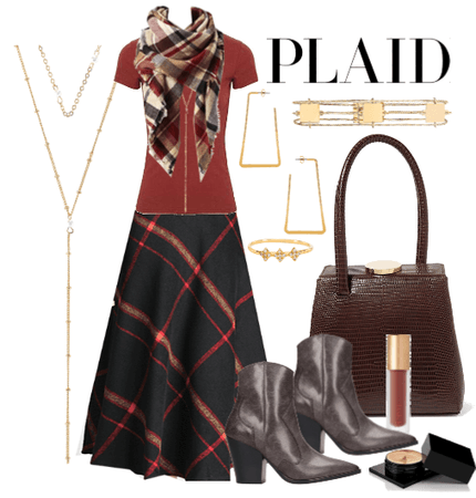 Fall Plaid Trend 3