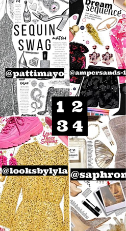 🎉SEQUINS STYLE WINNERS🎉