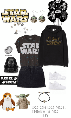 Star Wars style: part 2