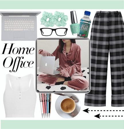 SPRING 2020: Home Office Style