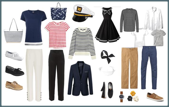 Nautical Costume Guide