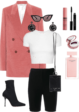 Chic and Pink.