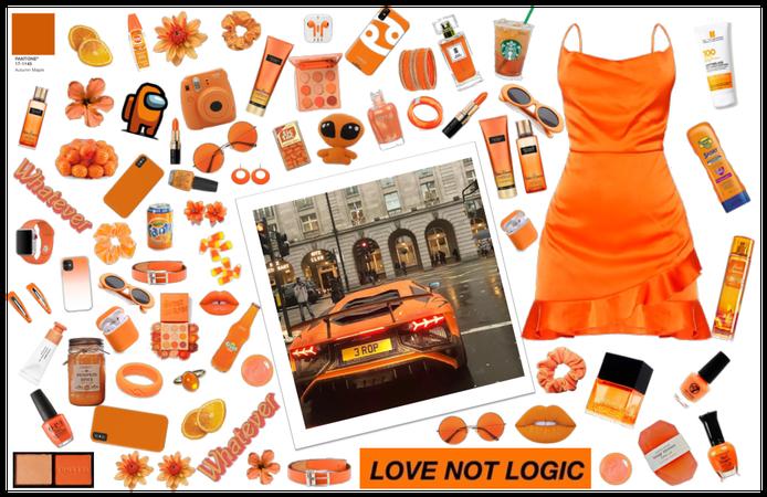 Orangie Orange