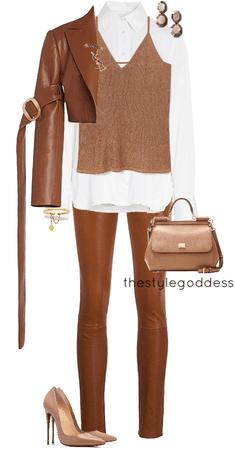 warm leather