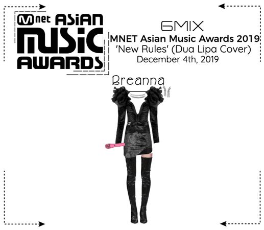 《6mix》MNET Asian Music Awards 2019