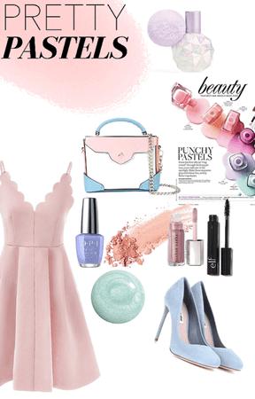Pastel Beauty (not really good)