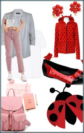 Miraculous set 1: ladybug