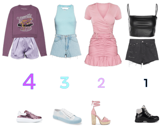 witch outfit do you like to where to school