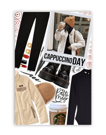 Issa Cappuccino Day 🖤