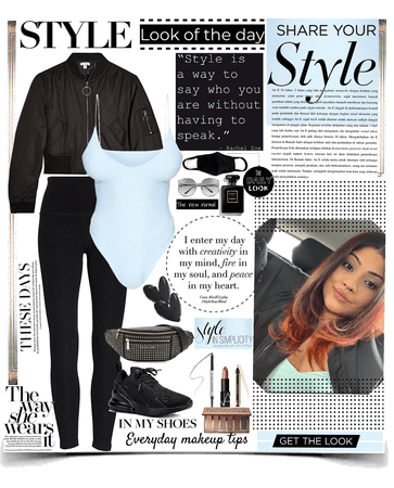 look of the day- what I'm wearing