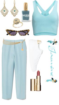 Modern Day Jasmine