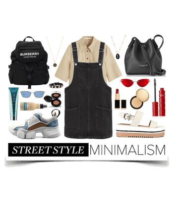 Black & Tan: Street vs. Minimal