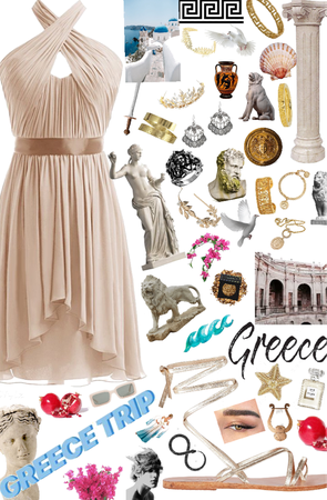 Greece Trip! 🇬🇷🏛🏺