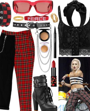 Celebrity style: Gwen Stefani