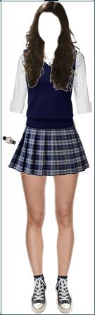 Zoey Jackson│Yancy Academy Uniform