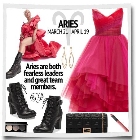 Aries celebrity - Lady Gaga