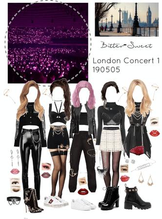 190505 Concert 1 London, ENG