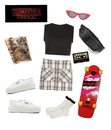 strangers things fashion