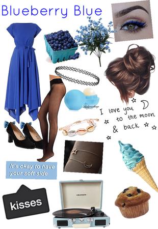 blueberry blue